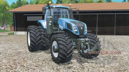 New Holland T8.ƺ20 für Farming Simulator 2015