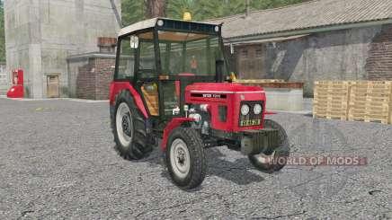 Zetoᵲ 7011 pour Farming Simulator 2017