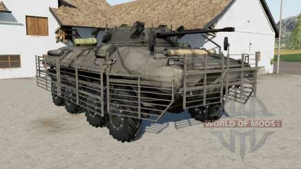 Le BTR-90 pour Farming Simulator 2017