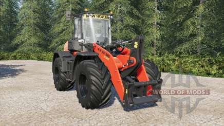New Holland W190Ɗ pour Farming Simulator 2017