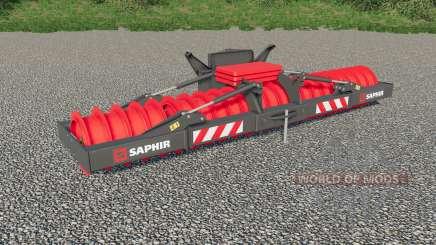 Saphir meadow roller für Farming Simulator 2017