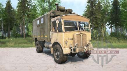 AEC Matador 853 für MudRunner