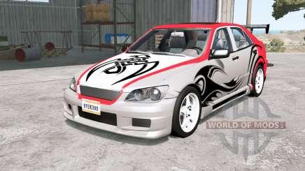 Lexus IS 300 (XE10) Ձ001 für BeamNG Drive