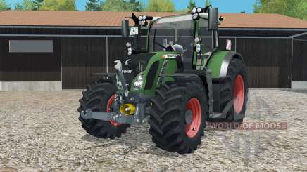 Fendt 724 Vario pour Farming Simulator 2015