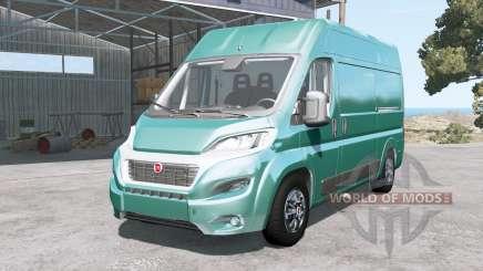 Fiat Ducato Van L2H2 (290) 2014 für BeamNG Drive
