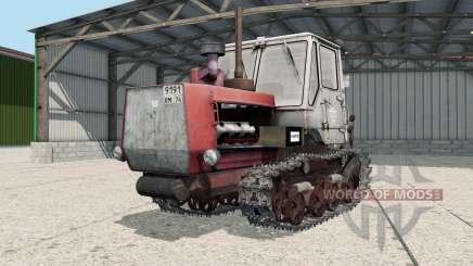 T-150-05-09 mit einer Klinge für Farming Simulator 2017