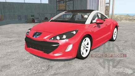 Peugeot RCZ pour BeamNG Drive