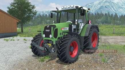 Fendt 412 Vario TMꞨ pour Farming Simulator 2013