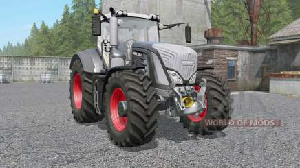Fendt 927〡930〡933〡936〡939 Vario Black Beauty für Farming Simulator 2017