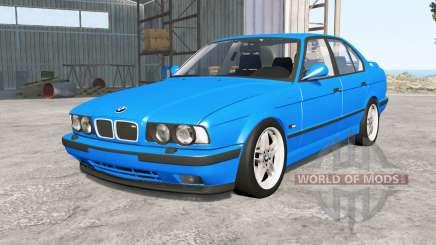 BMW M5 (E34) 1993 für BeamNG Drive