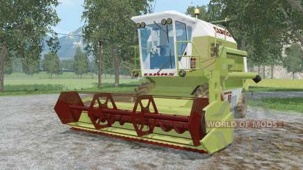 Claas Dominator ৪6 für Farming Simulator 2015