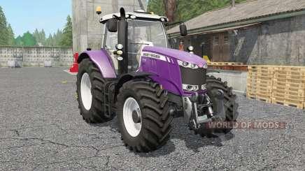 Massey Ferguson 7719〡7722〡77Ձ6 für Farming Simulator 2017
