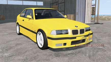 BMW M3 coupe (E36) 1993 für BeamNG Drive