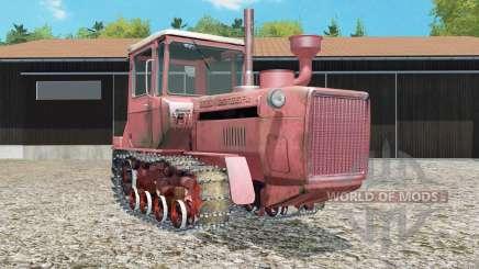 DT-175С ВолгарƄ pour Farming Simulator 2015