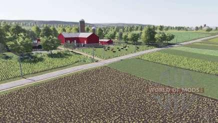Autumn Oaks v2.0 pour Farming Simulator 2017