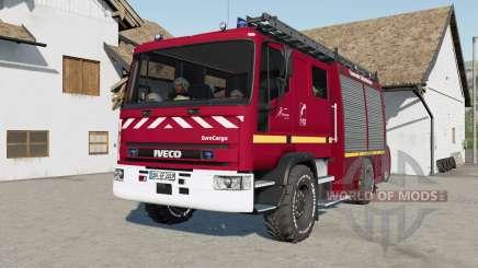 Iveco EuroCargo Feuerwehr pour Farming Simulator 2017