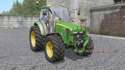 John Deere 5085M-5150Ꙧ für Farming Simulator 2017