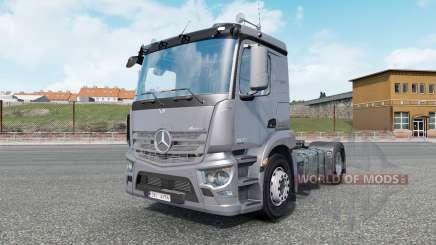 Mercedes-Benz Antos 1840 pour Euro Truck Simulator 2