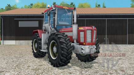 Schluter Super-Trac de 2 500 VⱢ pour Farming Simulator 2015