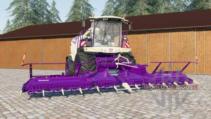 Krone BiG X 11৪0 pour Farming Simulator 2017