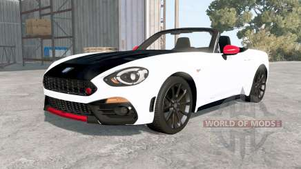 Abarth 124 Spider (348) 2016 pour BeamNG Drive