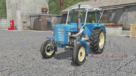 Zetor 4011 & 4511 pour Farming Simulator 2017