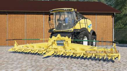 New Holland FR920 pour Farming Simulator 2017