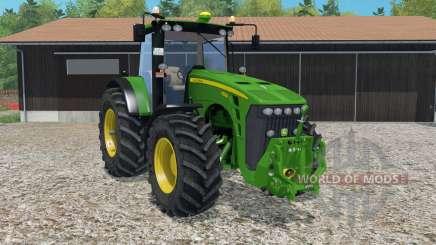 John Deere 85ƺ0 für Farming Simulator 2015