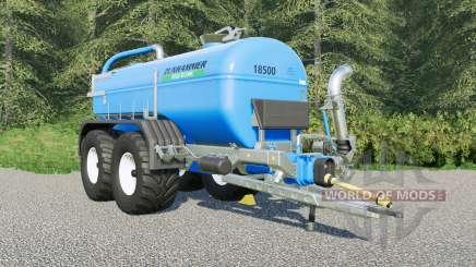 Zunhammer SKE 18.5 PUD milk and water pour Farming Simulator 2017