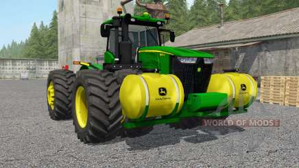 John Deere 9560Ɍ für Farming Simulator 2017