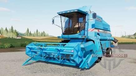 Bizon Dynamic Z115 Turbo 3B pour Farming Simulator 2017