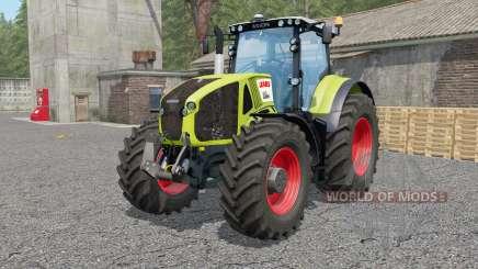 Claas Axion 950 für Farming Simulator 2017