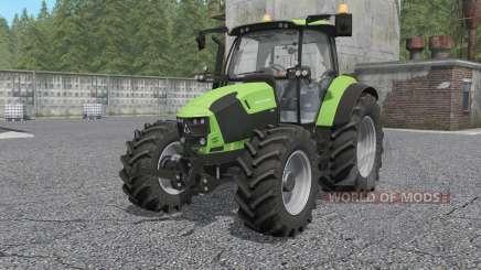 Deutz-Fahr 5110 TTѴ pour Farming Simulator 2017
