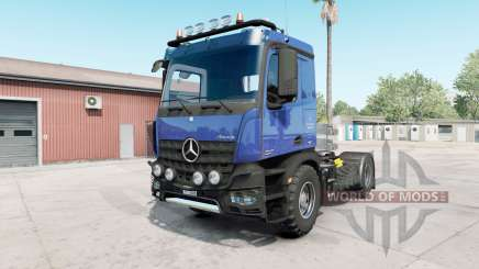 Mercedes-Benz Arocs AS 2013 für American Truck Simulator
