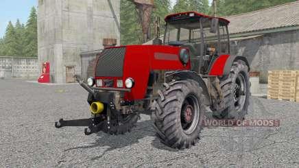 MTZ-2522 Беларуƈ pour Farming Simulator 2017