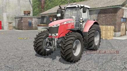 Massey Ferguson 6613〡6615〡6616 für Farming Simulator 2017