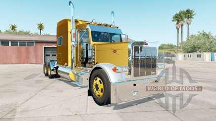 Peterbilt 379Ꭓ pour American Truck Simulator