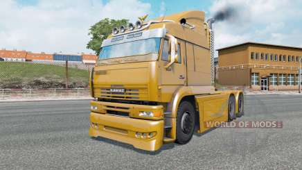 KamAZ-6460 Turbo Dieseɫ pour Euro Truck Simulator 2