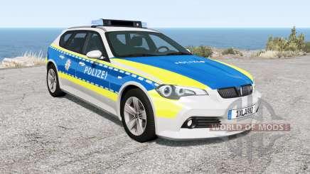 ETK 800-Series Polizei NRW pour BeamNG Drive