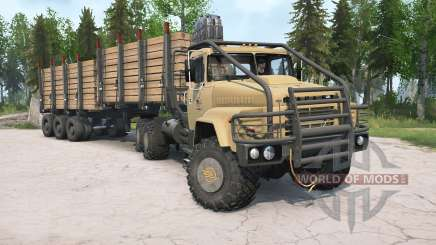 KrAZ-260V für MudRunner