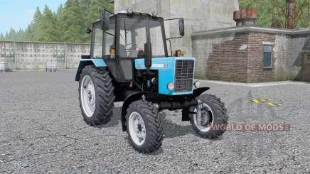 MTZ-82.1 Беларуꞔ für Farming Simulator 2017