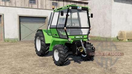 Deutz Intrac 200Ꝝ pour Farming Simulator 2017