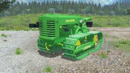 John Deere BꝌ pour Farming Simulator 2013