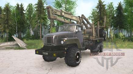 Ural-4320 für MudRunner