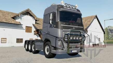 Volvo FH16 750 8x8 für Farming Simulator 2017