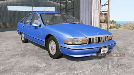 Chevrolet Caprice Classic 1991 für BeamNG Drive