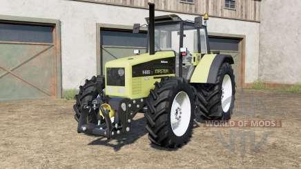 Hurlimann H-6165 Master für Farming Simulator 2017