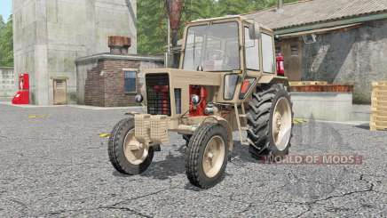 MTZ-80 Беларуꞔ für Farming Simulator 2017