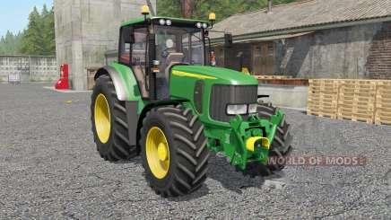 John Deere 6920Ȿ für Farming Simulator 2017