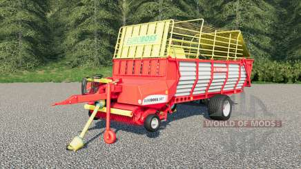 Pottinger EuroBoss 330 Ƭ pour Farming Simulator 2017